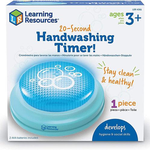 Timer de 20 secondes - Lavage des mains