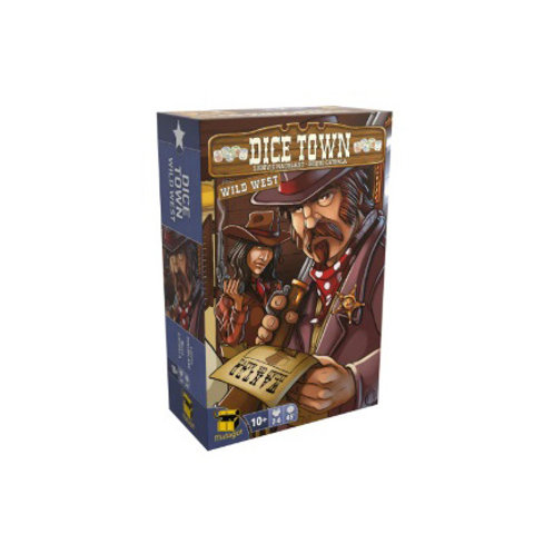 Dice Town - Wild West Expansion VA