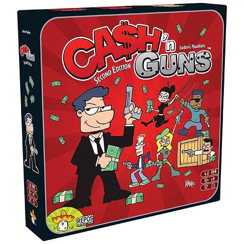 Cash'n Guns - 2ème édition VF