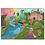 Thumbnail: 54 pcs - Ma boîte puzzle Loup - Contes et légendes