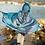 Thumbnail: Cape de dragon Starry Night Teal 5-6