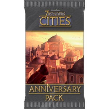 7 Wonders - Anniversary Pack Cities (VF) - Ancienne Édition