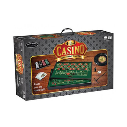 Casino 4 en 1