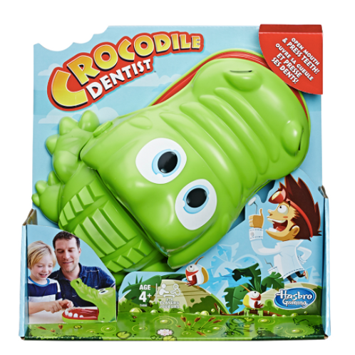 Hasbro - Crocodile dentiste