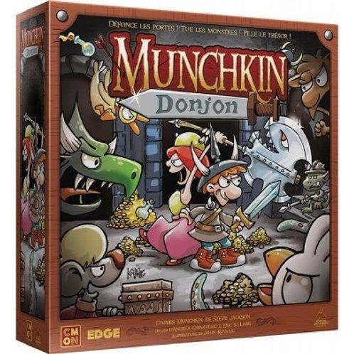 Munchkin Donjon VF