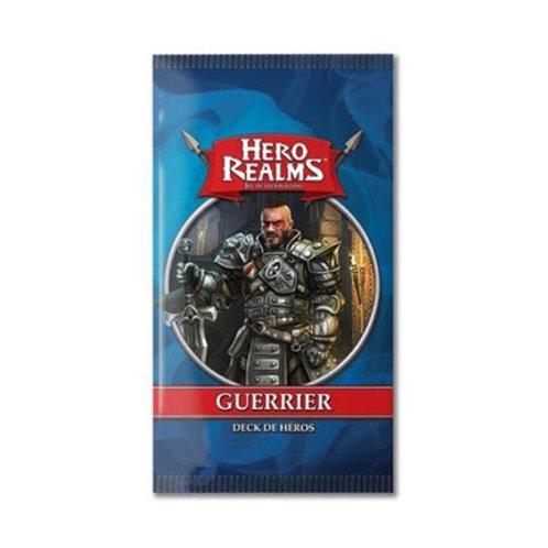Hero Realms - Deck de Héros : Guerrier VF