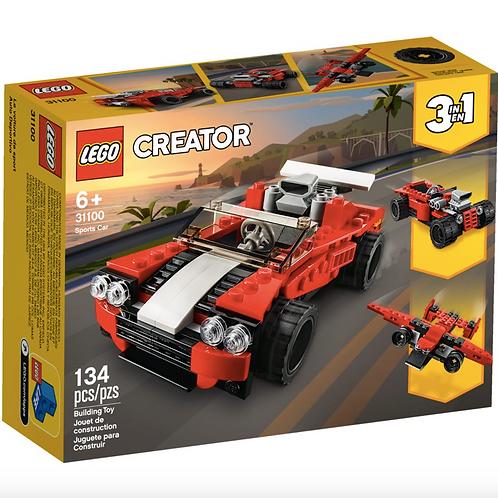 Lego Creator La voiture de sport