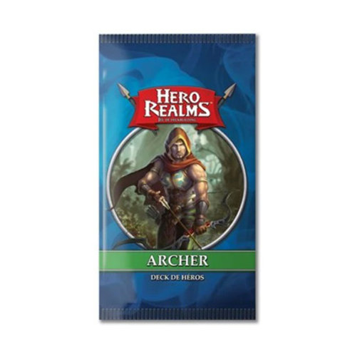 Hero Realms - Deck de Héros : Archer VF