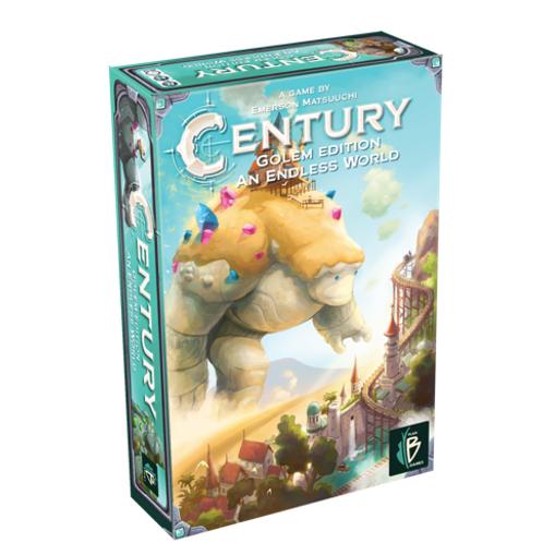 Century Golem - An endless world (ML)