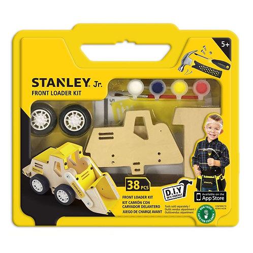 Stanley Jr. - Chargeuse frontale à construire