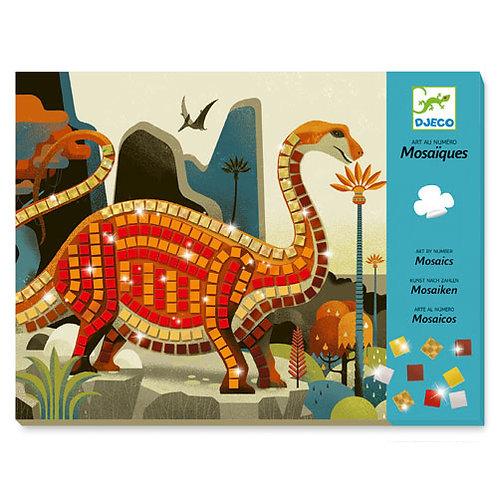 Djeco - Mosaïques : Dinosaures