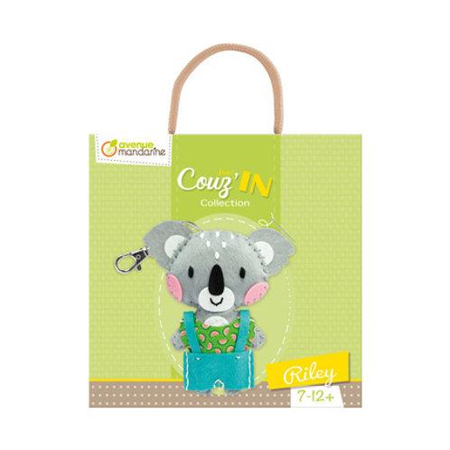 Avenue Mandarine - Mini Couz'in  - Reily le koala