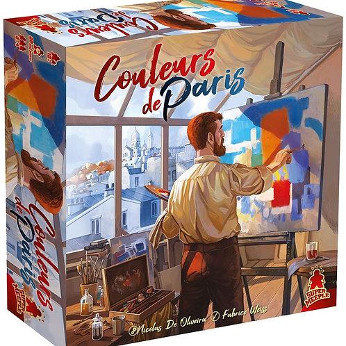 Couleurs de Paris ML