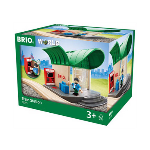 Brio - Gare sonore