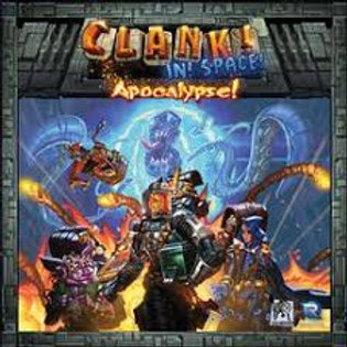 Clank in Space : Apocalypse! Expansion VA
