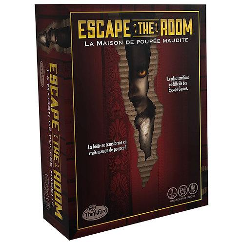 Escape the room : La maison de poupée maudite VF