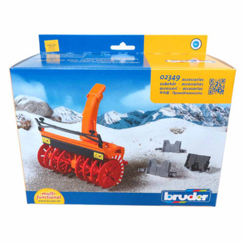 BRUDER - Souffleuse à neige