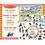 Thumbnail: Bloc d'autocollants Cherche et trouve - Tour de la ville
