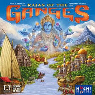 Rajas of the Ganges (Multilingue)