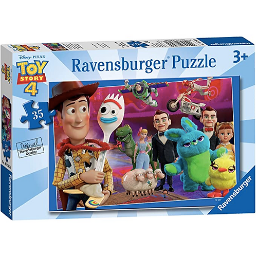 35 Pcs - Ravensburger - Disney Toys story 4