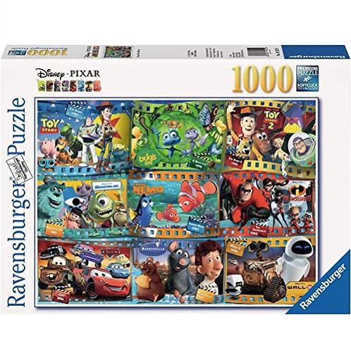 1000 Pcs - Disney - Pixar Movies