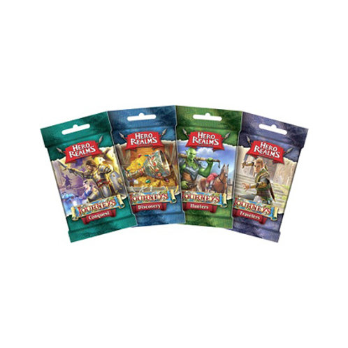Hero Realms Journeys - Conquest Pack VA