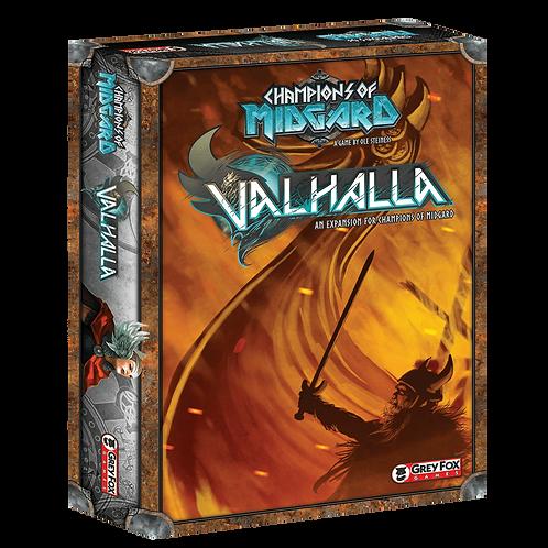 Champions of Midgard: Expansion Valhalla VA