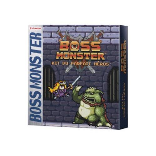 Boss Monster - Extension Kit du parfait Héros VF