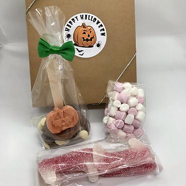 Halloween Hot Chocolate Box
