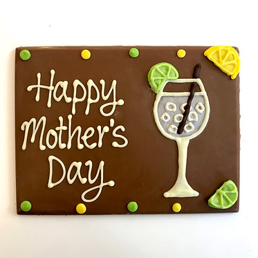 Mother's Day Gin Plaque