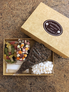 Make your own lollipop kit