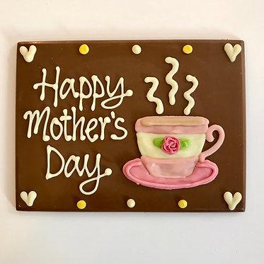 Mother's Day Tea Plaque