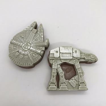 Star Wars Figures - Milk