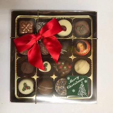 16 Chocolate Box Christmas