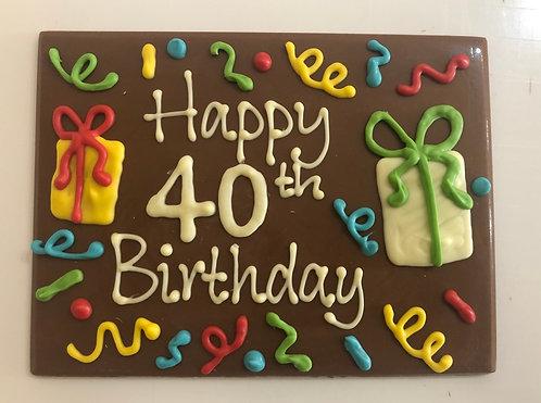 Milestone Birthday's