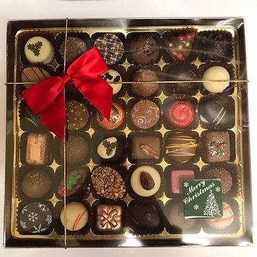 36 Chocolate Box Christmas
