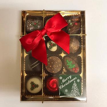 12 Chocolate Box Christmas