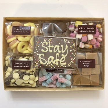 Stay Safe Gift Box