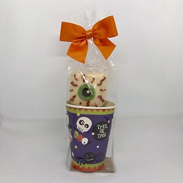 Halloween Marshmallow Cup