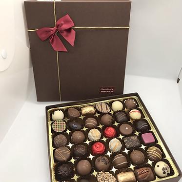 36 chocolate box