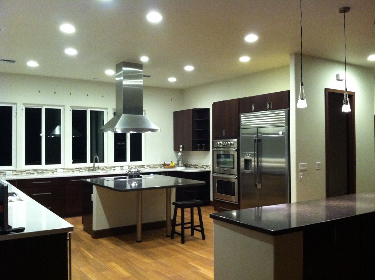 Waiko Takitani Construction Kitchen