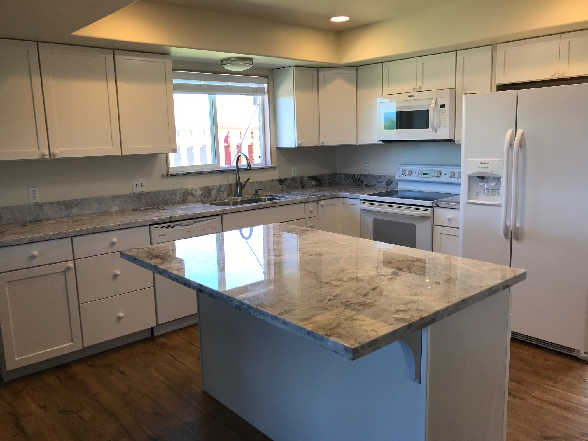 Pastor Anne's Kitchen Remodel