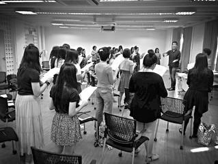 Singers' Inaugural Meet