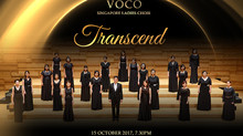 VOCO Singapore Ladies Choir: Transcend