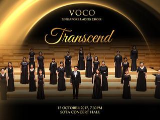 VOCO Singapore Ladies Choir: Transcend