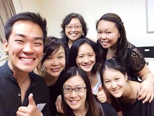VOCO Singapore's Executive Committee
