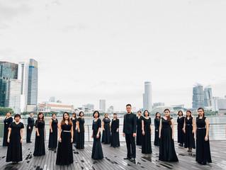 VOCO Singapore Ladies Choir in Concert - 30th Oct 2016