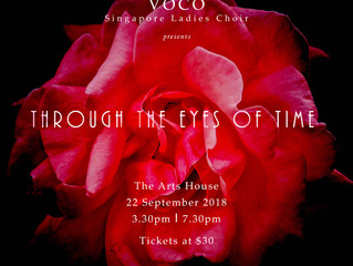 VOCO: Through the Eyes of Time
