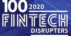 Gala Technology in Top 30 'FinTech Disruptors' as 2020 ranking is announced.
