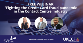UKCCF 'Fighting the Credit Card fraud pandemic in the Contact Centre Industry'